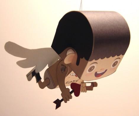 paper-cupid